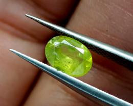 1Crt Sphene Color change Natural Gemstones JI74