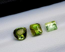 2.25Crt Tourmaline Lot Natural Gemstones JI74