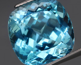 16.00 ct. 100% Natural Earth Mined Top Quality Blue Topaz Brazil