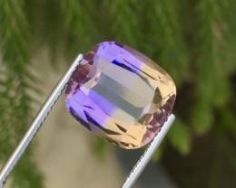 14.35Ct Natural Bi-Color Bolivian Ametrine
