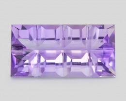 Amethyst 2.19 Cts Natural Purple Violet Color Loose Gemstone