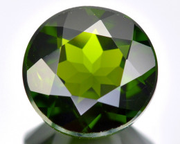 Chrome Diopside 1.41 Cts Vivid Green Color  Loose Gemstone
