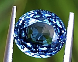 1.82ct lavender/Blue Spinel With Excellent Luster And Fine Cutting Gemstone