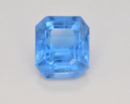 5.60 Carat Natural Stunning Aquamarine Gemstone SKAQ10