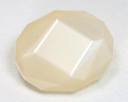 Moonstone 5.73Ct Master Cut Natural White Color Moonstone SA32