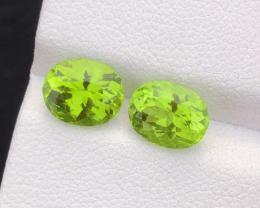 3.90 carats, Natural Peridot