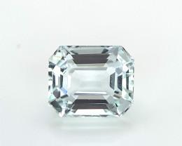 2.85 Cts Excellent cut  Aquamarine Gemstone