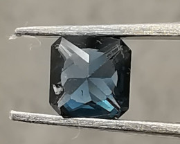 Spinel, 0.52ct, very nice stone but with a little cut at the pavillon!
