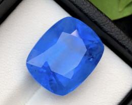 $4000 High Grade 16.55 CTS top Color Aquamarine~M