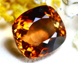Whisky Topaz 25.26Ct Natural Imperial Whisky Topaz DR674/A46