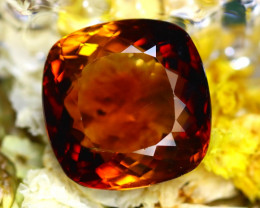 Whisky Topaz 25.84Ct Natural Imperial Whisky Topaz DR679/A46