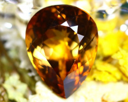 Whisky Topaz 28.43Ct Natural Imperial Whisky Topaz DR681/A46