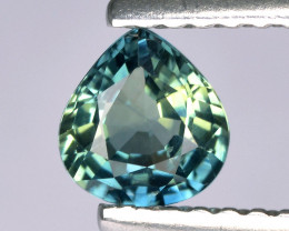 Burma Sapphire 0.57 Cts Natural Teal Color Gemstone