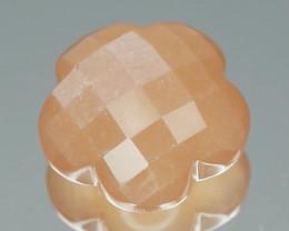 *Starts $15NR* Flower Power Orange Moonstone 5.70Ct.