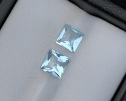 Top Grade 1.40 ct lovely Aquamarine Ring Size~RM