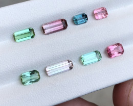 ~NO RESERVE~4.25 Carats Natural Tourmaline Nice Cut Gemstone From Afghanist