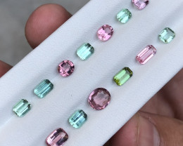 ~NO RESERVE~6.25 Carats Natural Tourmaline Nice Cut Gemstone From Afghanist