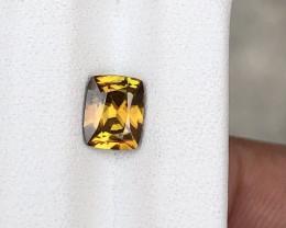 HGTL Certified 0.99 Carats Natural Full Fire Sphene  Nice Cut Gemstone