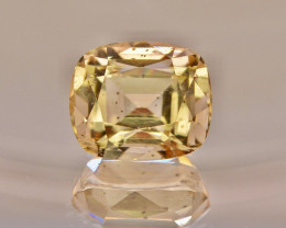 6.45Carat  Natural 100% Untreated Stunning Fancy Scapolite Gemstone SKS12
