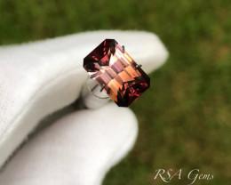 Sunset Tourmaline - 3.93 carats