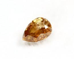 Factory Direct 0.34Ct Untreated Fancy Diamond Flash Auction BM401