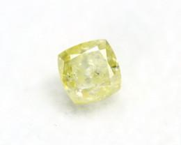 Factory Direct 0.38Ct Untreated Fancy Diamond Flash Auction BM403