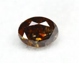 Factory Direct 0.51Ct Untreated Fancy Diamond Flash Auction BM426