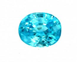 0.95 CT Zircon Gemstones