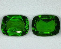 3.70 CTS  RARE NATURAL  RUSSIAN CHROME DIOPSIDE