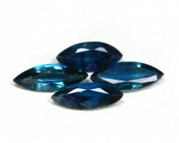 Sapphire 1.46Ct VS2 Marquise Cut Natural Australian Parti Sapphire SB667