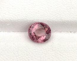 Beautiful Pink Tourmaline 1.24 CTS Gem