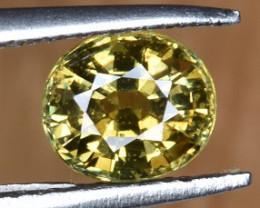 GIL ~ Rare Demantoid Garnet 0.86 CTS Gem
