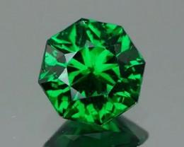 *Starts $15NR* Vivid Green Tsavorite Garnet 0.28Ct.