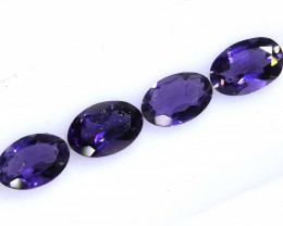 1.30 CTS IOLITE FACETED STONE   PG-1295  PRESIOUSGEMS