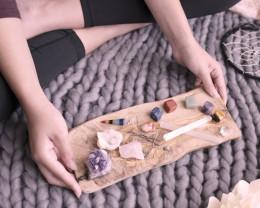 Healing Crystals Beginner Set | Healing Crystals Gift Set | Crystal Healing