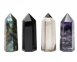 New Beginnings Crystal Wand Set