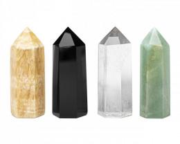 Cleanse & Detox Crystal Wand Set