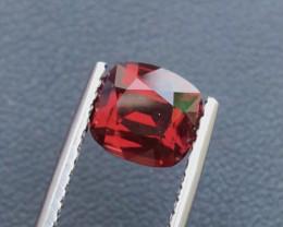 Top Lava Color  2.60 Ct Brilliant Quality Natural Garnet
