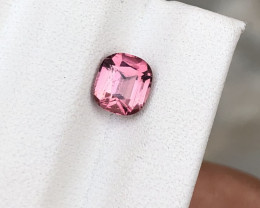 HGTL Certified 1.0 Carats Natural Tourmaline Gemstone From Afghanistan