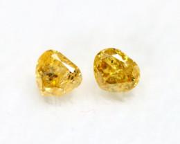 Factory Direct 0.24Ct Untreated Fancy Diamond Flash Auction BM559