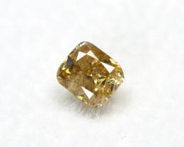 Factory Direct 0.28Ct Untreated Fancy Diamond Flash Auction BM525