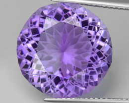 14.46 Ct Top Brazil Amethyst Fancy Cut Gemstone AMF02