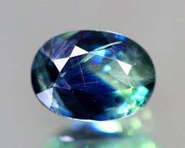 Sapphire 1.29Ct Oval Cut Natural Australian Blue Sapphire SF974