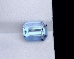 Santa Maria Color 2.65 Ct Natural Aquamarine gemstone