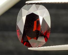 Natural Rhodolite 6.75 cts Sparkling Gemstone