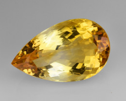 19.58 Ct Natural Madeira Citrin Top Quality Gemstone. CT04