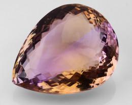 31.25 Ct Ametrine Top Quality Gemstone AT03