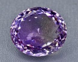 17.15 Crt Ametrine Faceted Gemstone (Rk-24)