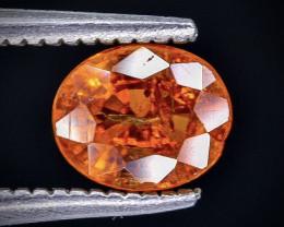 1.11 Crt Spessartite Garnet Faceted Gemstone (Rk-24)