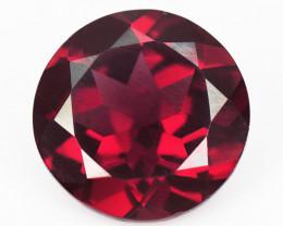 Rhodolite Garnet 1.42 Cts Unheated Natural Cherry Red  Gemstone